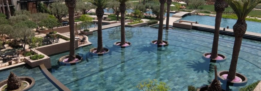 Focus sur Le Royal Palm Marrakech, un hôtel incontournable