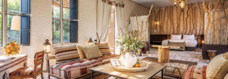 Découvrez The Source, l'hôtel tendance de Marrakech
